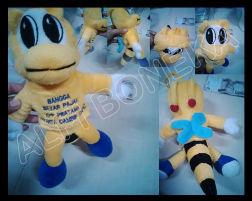 Hubungi   081212 515169 Produsen Souvenir Boneka Promosi Custom 992073d4fb